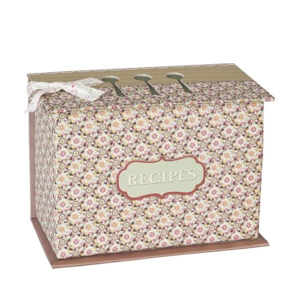 Krabice na recepty Clayre Recipes