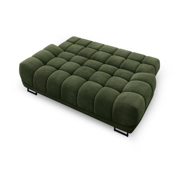 Canapea extensibilă cu 3 locuri Windsor & Co Sofas Cumulus, verde