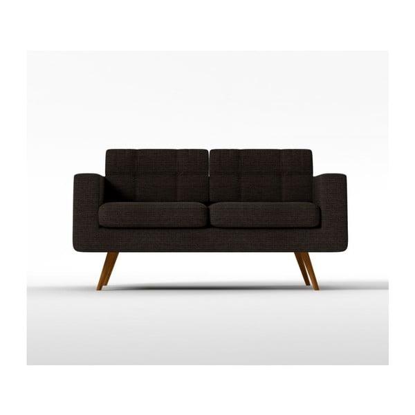 Sofa New York, menší, hnědé
