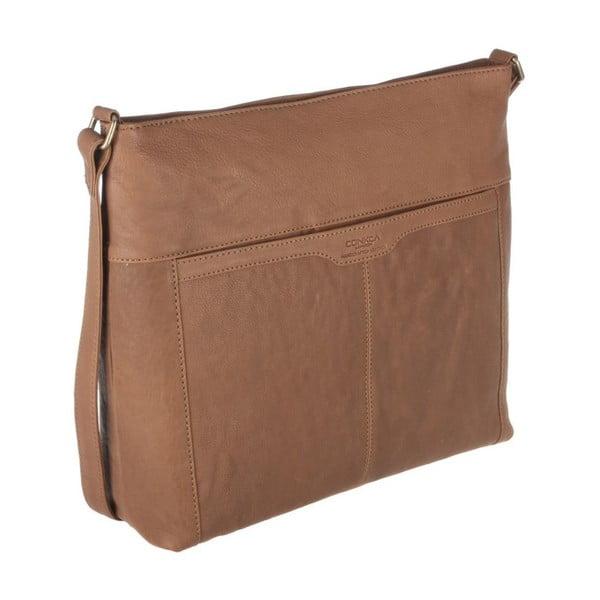 Kožená taška Tasmin Oak Cross-Body