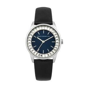 Černé dámské hodinky French Connection Rosine