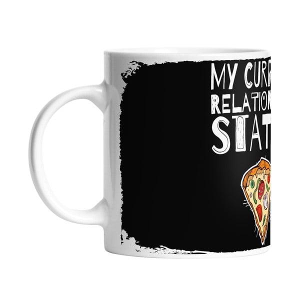 Hrnek Butter Kings Pizza Relationship