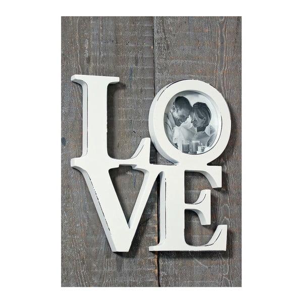 Nástěnný fotorámeček Deco Love