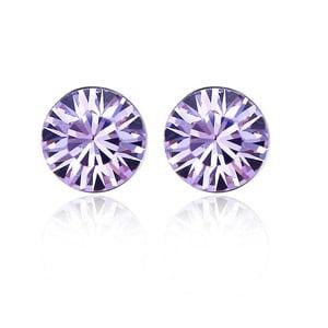 Náušnice s krystaly Swarovski Elements Crystals Alessandra