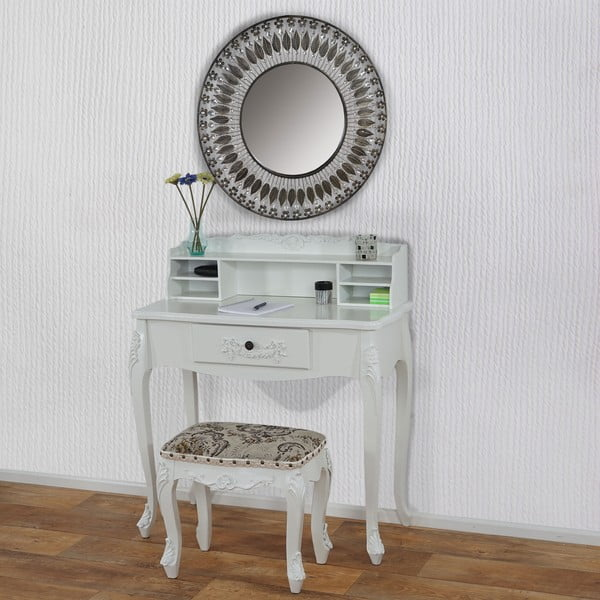 Nástěnné zrcadlo Baroque Antique, 70 cm