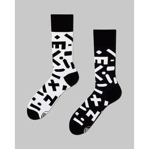 Ponožky Many Mornings Random Forms, vel. 43/46