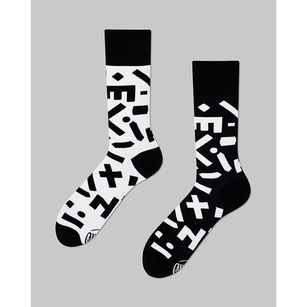 Ponožky Many Mornings Random Forms,vel. 35/38