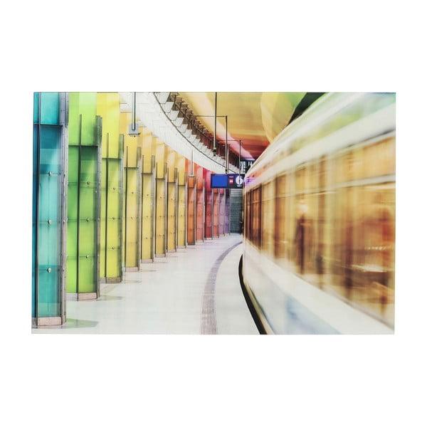 Skleněný obraz Kare Design Light Show, 120x80cm