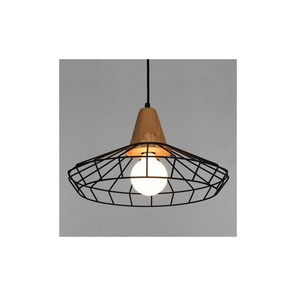 Stropní svítidlo s LED žárovkou SOB Denli