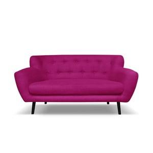 Canapea cu 2 locuri Cosmopolitan desing Hampstead, roz