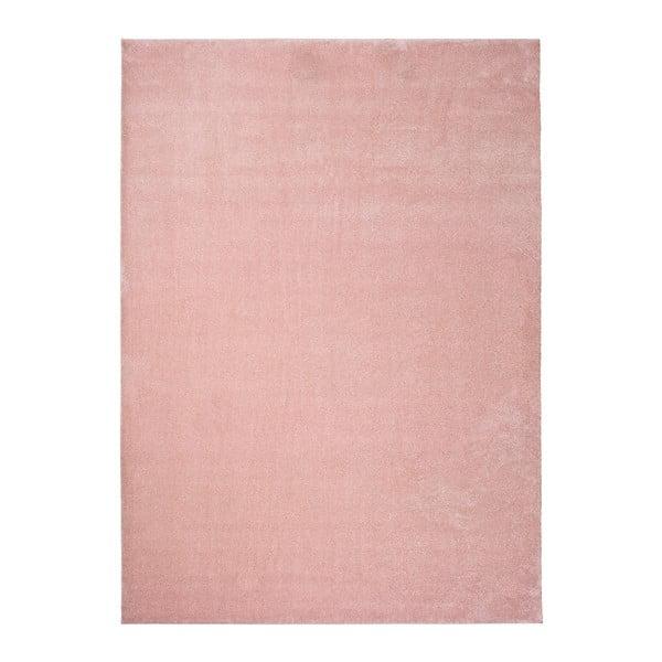 Ružový koberec Universal Montana, 120 × 170 cm