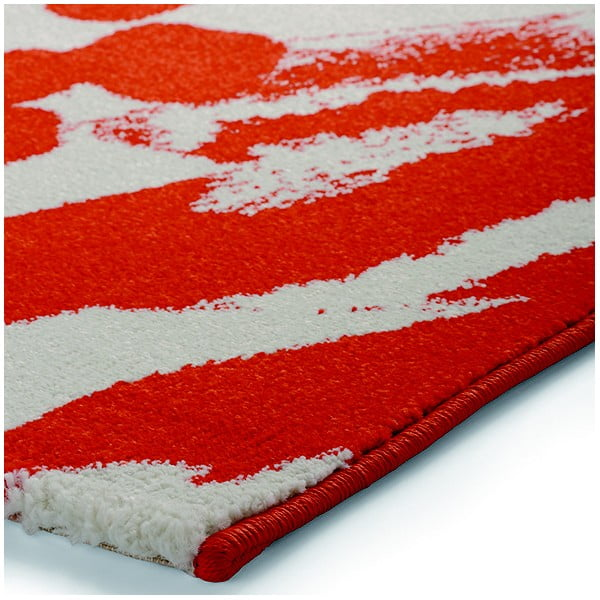 Koberec Energize Red 80x150 cm
