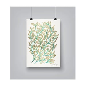 Poster Americanflat Branches, 30 x 42 cm