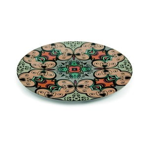 Sada 6 talířů Villa d'Este Gitana, ⌀35,4cm