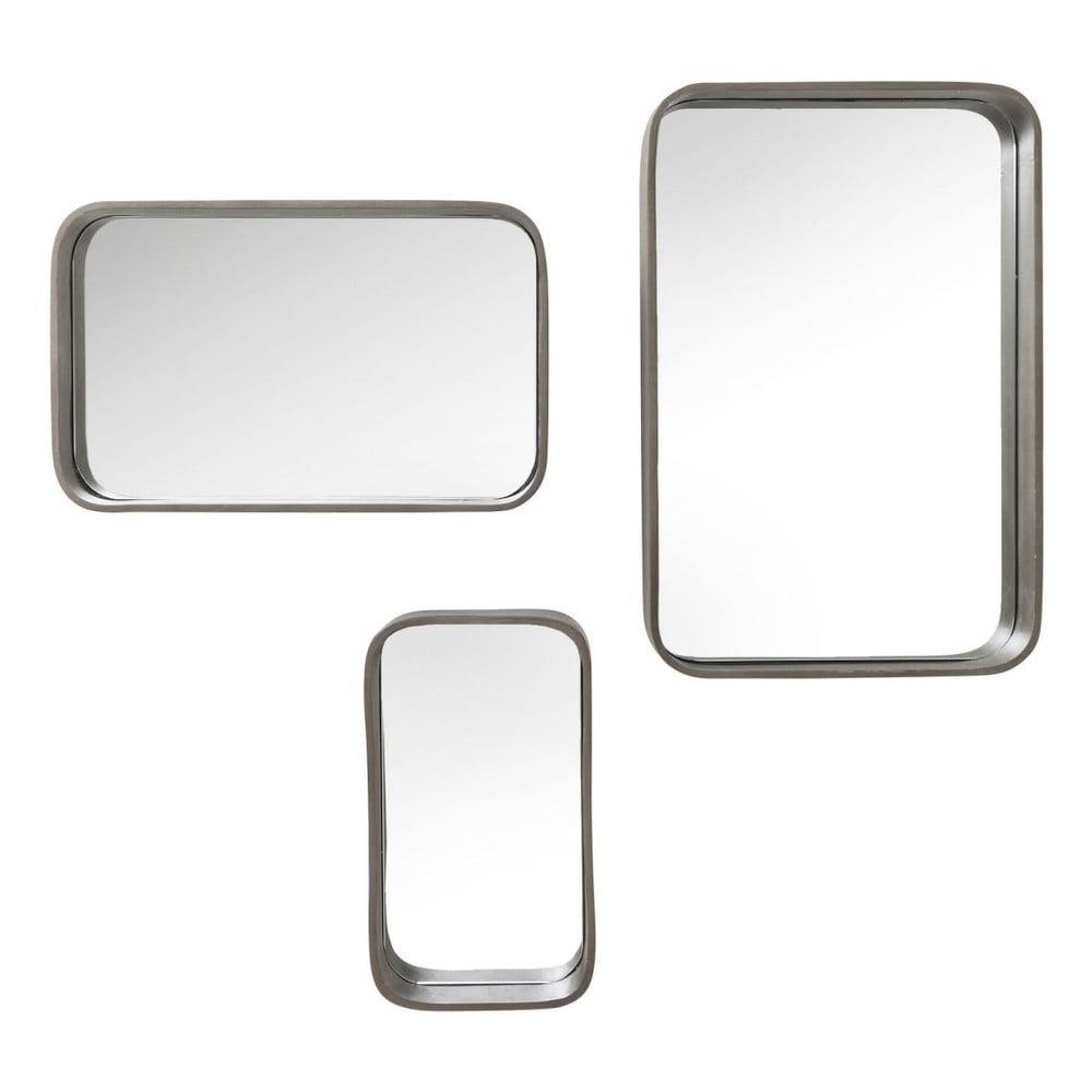 Sada 3 zrcadel Kare Design Mirror Pfiff