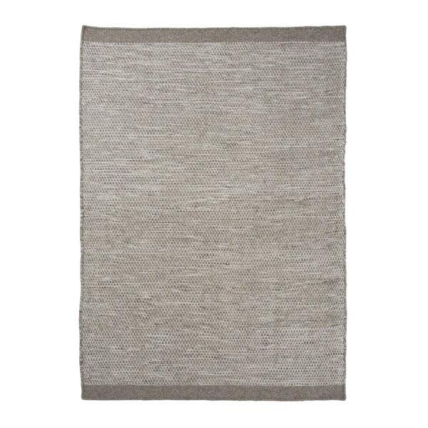 Ručně tkaný vlněný koberec Linie Design Mumbai,140x200 cm