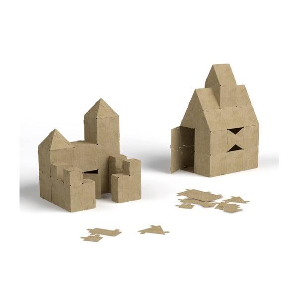 Papírové Hocki Domy