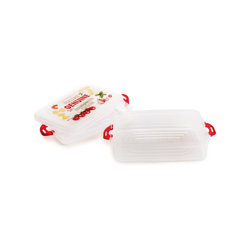 Sada 2 krabiček na jídlo Snips Frigoclick