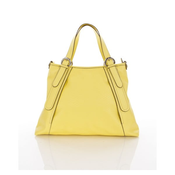 Kabelka Lux Yellow