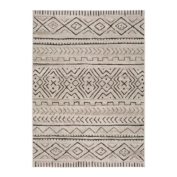 Šedobéžový venkovní koberec Universal Libra Grey Garro, 80 x 150 cm