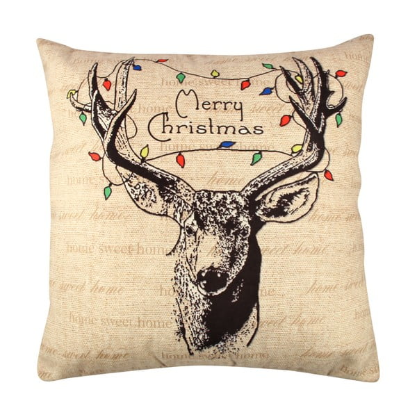 Polštář Christmas Pillow no. 10, 43x43 cm