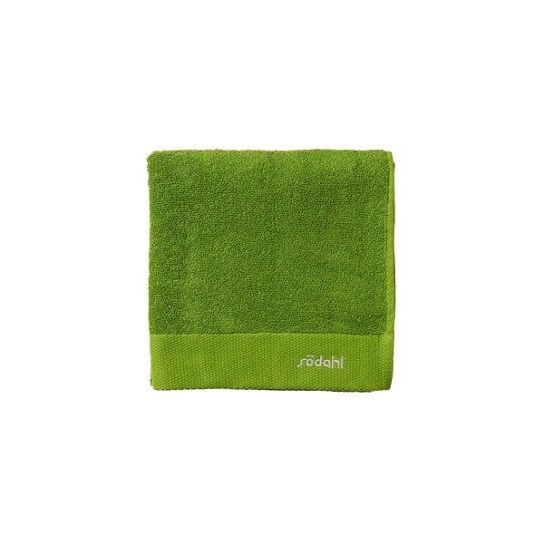Malý ručník Comfort green, 30x30 cm