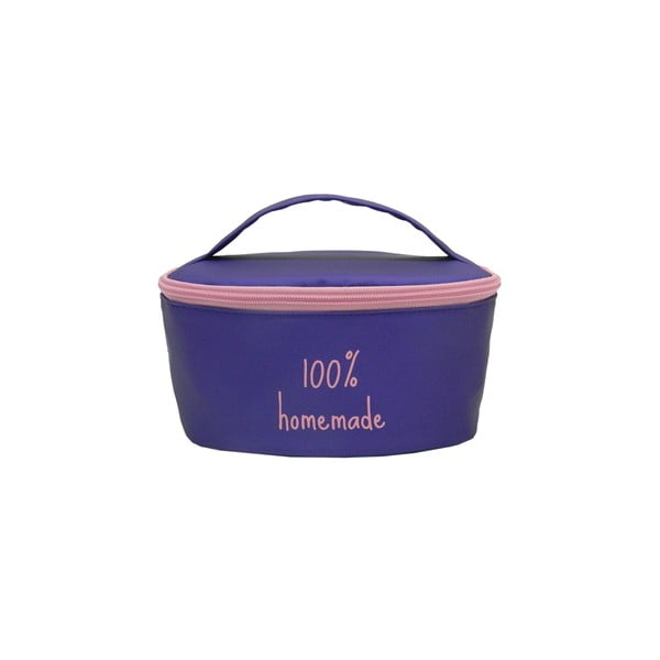Pouzdro na svačinovou krabičku Bento G.Lunch Purple/Pink