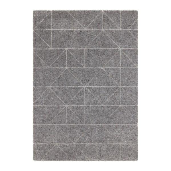 Šedý koberec Elle Decor Maniac Arles, 120 x 170 cm