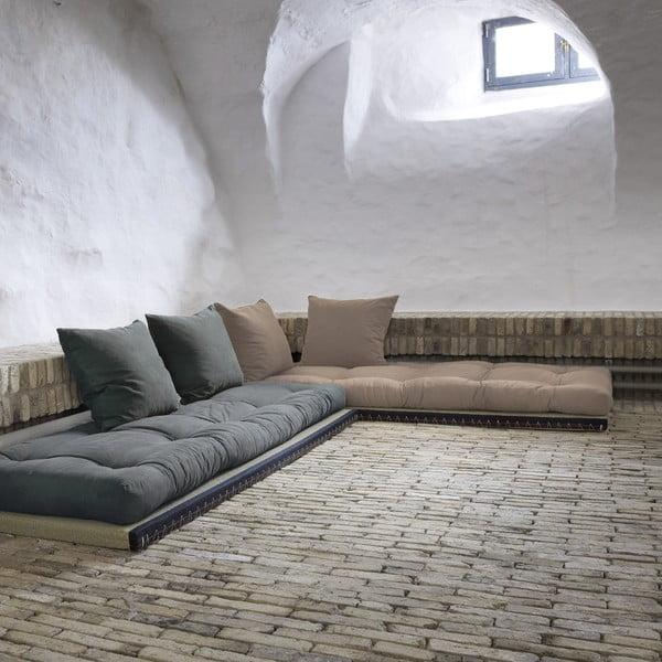 Canapea modulară Karup Chico Gris/Vision