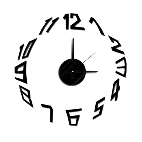 Nástěnné nalepovací hodiny Mauro Ferretti Basic, ⌀ 50 cm