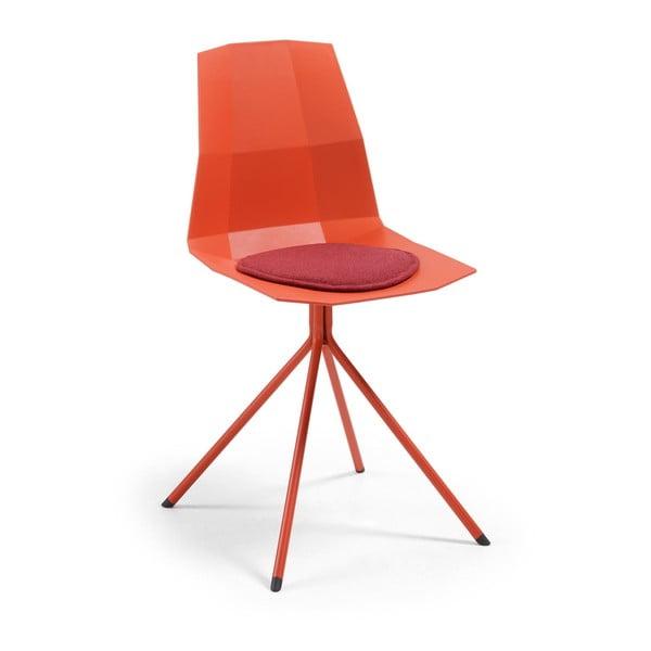 Pernă scaun La Forma Stick, roșu