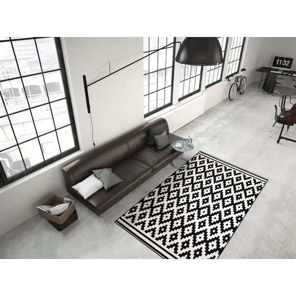 Koberec Kayoom Stella 300 Black, 160x230cm