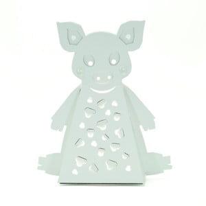 Malá stolní lampička Cartunia Design Ale the Pig