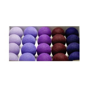 Purple, 35 ks světýlek