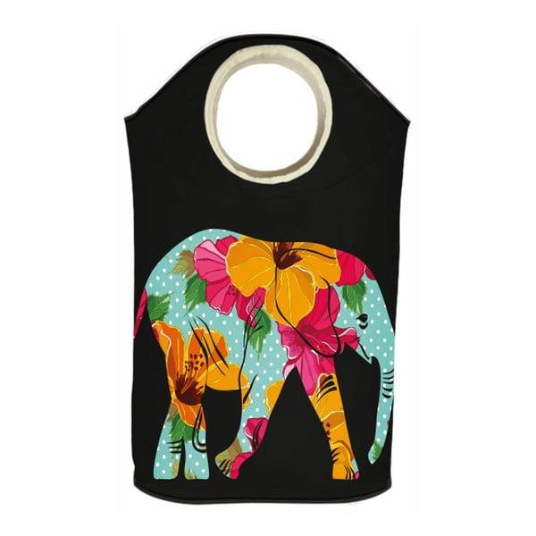 Koš na prádlo Flower Elephant