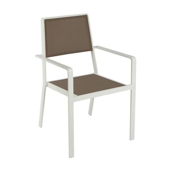 Židle Elda White 86x56x59 cm