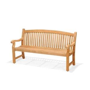 Canapea din lemn de tec pentru grădină LifestyleGarden Sumo