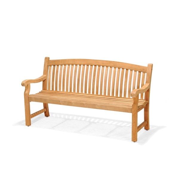 Zahradní lavice z teakového dřeva LifestyleGarden Sumo