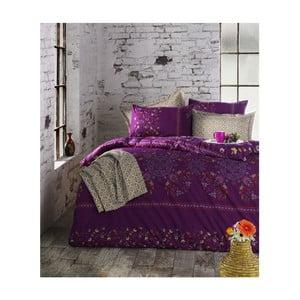 Lenjerie de pat cu cearșaf Elis, 200 x 220 cm