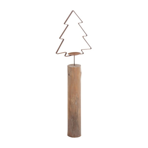 Svícen J-Line Xmas Tree L