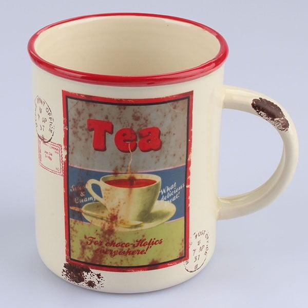 Keramický hrnek Tea, 850 ml