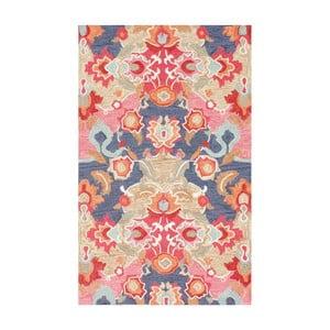 Ručně tuftovaný koberec nuLOOM Florista Multi, 122x183cm