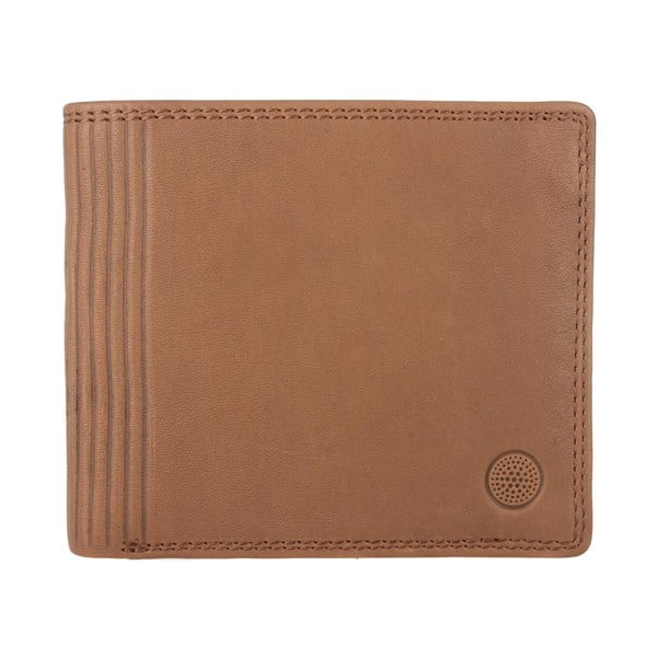 Kožená peněženka Benedict Oak