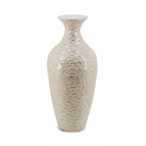 Perleťová váza Moycor Mosaic, výška60cm