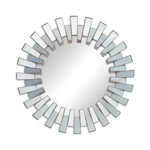 Nástěnné zrcadlo Versa Rose, ø50cm
