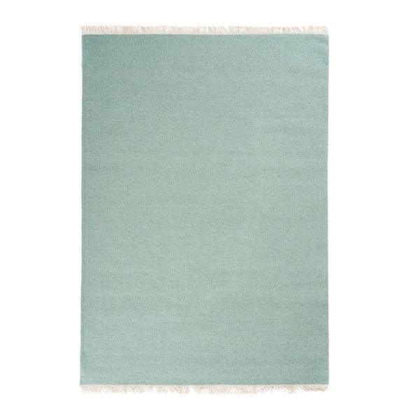 Vlněný koberec Linie Design Rainbow Pistachio, 140x200 cm