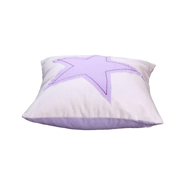 Polštář s náplní Estrella  30x40 cm, lila