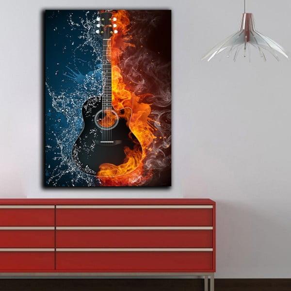 Obraz Píseň ledu a ohně, 45x70 cm