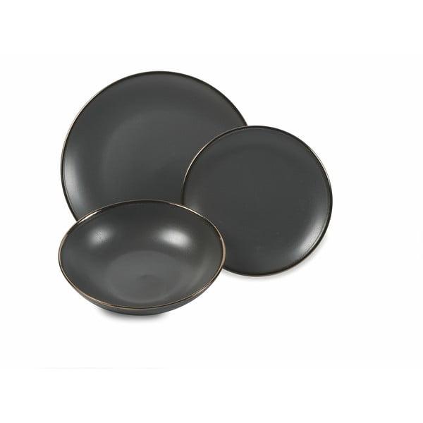 18dílná sada kameninového nádobí Villad'Este Cala Dorada