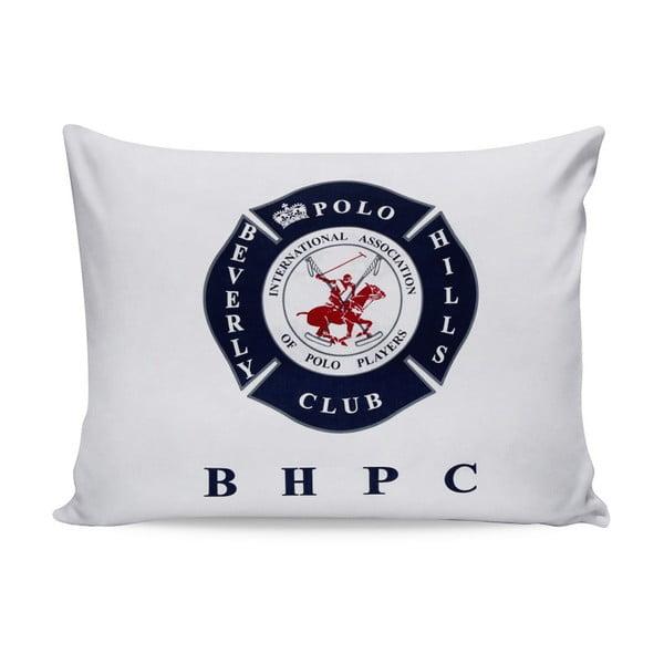 Komplet 2 bawełnianych poszewek na poduszki Polo Club BHPC, 50x70 cm